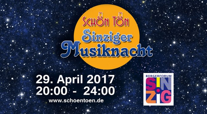 "Die ""HOT Music Night"" wird heiß"