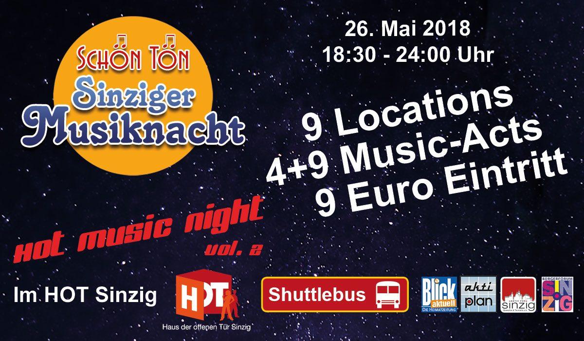 Barbarossastadt rockt und lockt mit Livemusik