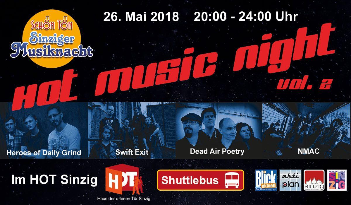 HoT Music Night Vol. 2