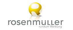 Rosenmueller - Rundum Werbung